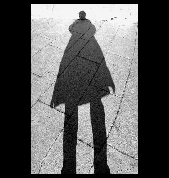 Fotografa. My shadow, by Efrem Raimondi