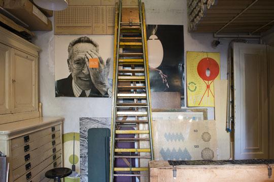 Studio Museo ACHILLE CASTIGLIONI by Efrem Raimondi