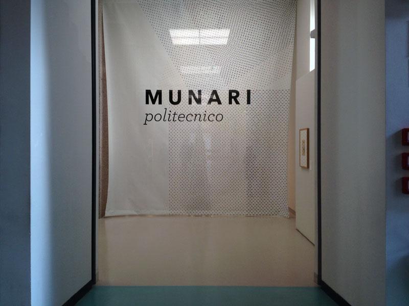 Munari Politecnico by Efrem Raimondi
