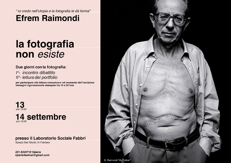 Efrem Raimondi a Fabriano