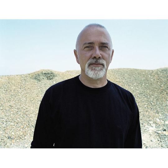 Giorgio Faletti by Efrem Raimondi