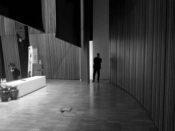 Daniel Libeskind - talk - by Efrem Raimondi