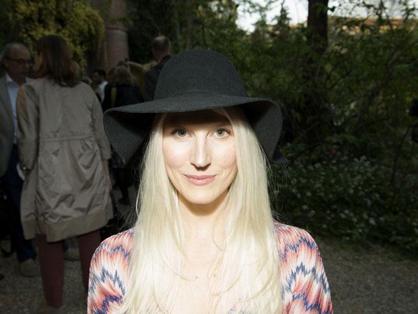 Sofia Lagerkvist 2015 by Efrem Raimondi