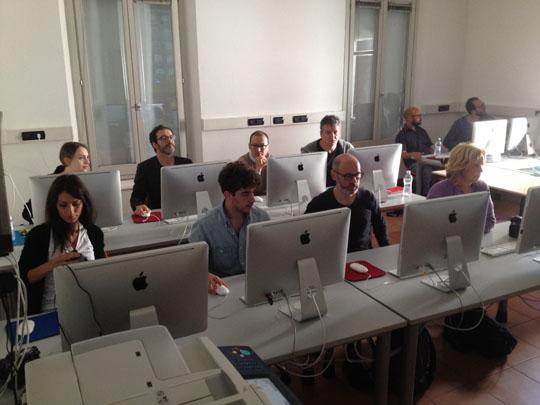Efrem Raimondi Workshop