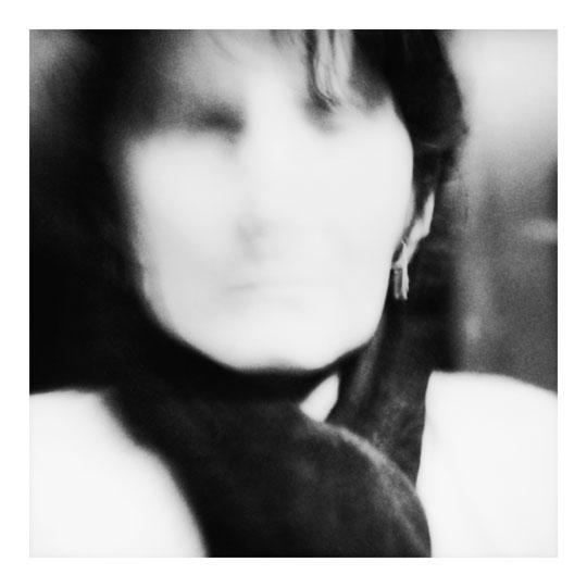 Beatriz - Polaroid by Efrem Raimondi