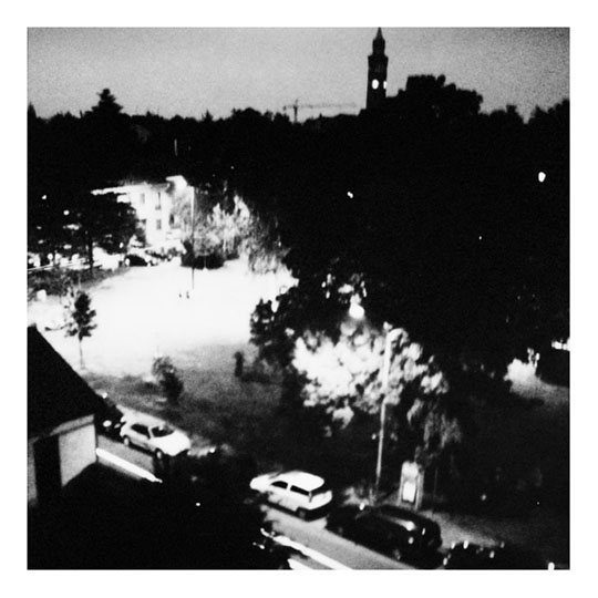 Efrem Raimondi - Polaroid 1998