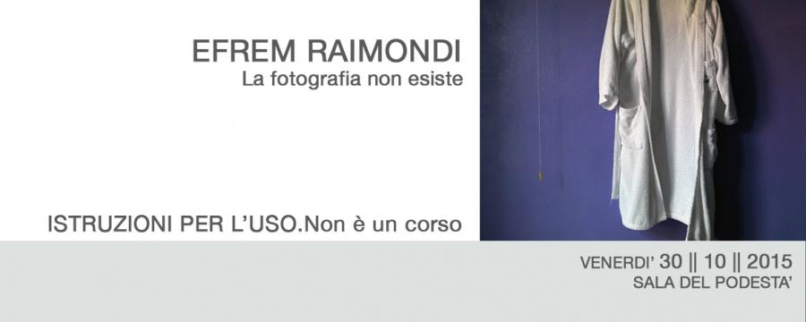 Efrem Raimondi a Rimini