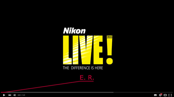 Nikon Live - Efrem Raimondi