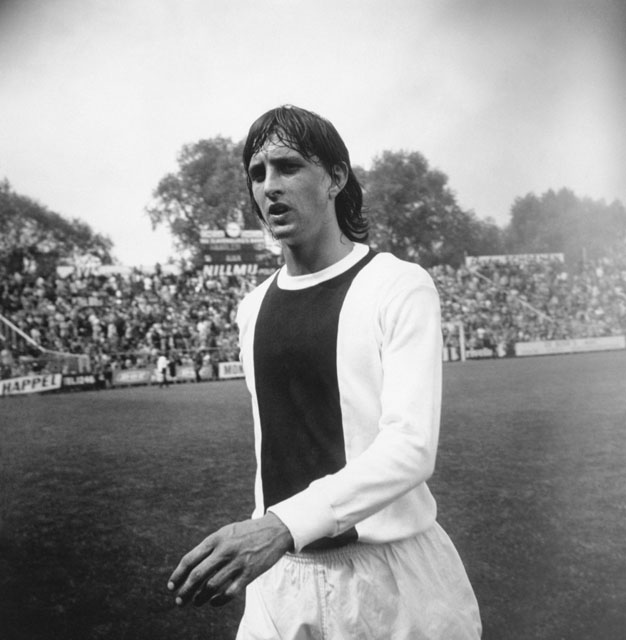 Johan Cruijff - Efrem Raimondi Blog