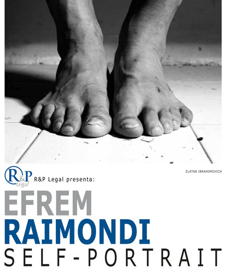 Efrem Raimondi - exhibition
