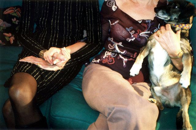 Madri & Figlie: Miri Elias Rettagliata e Simona Segre. 2002