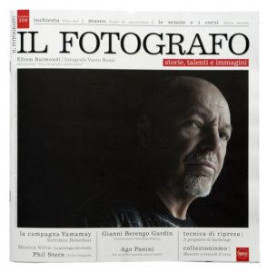 IL FOTOGRAFO - Cover: Efrem Raimondi